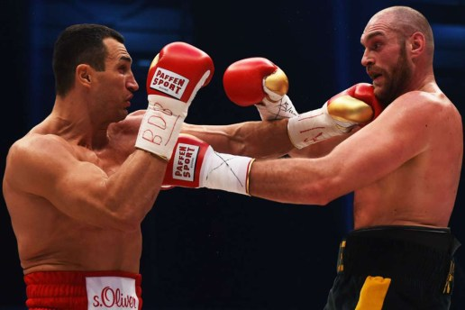 Tyson Fury Ends Wladimir Klitschko's 9-Year Reign as the Heavyweight Champion