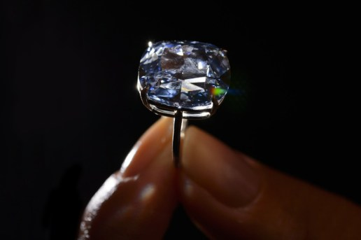The World's Most Expensive Diamond Sold for $48.4 Million USD