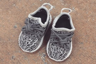 Yeezy Boost 350s for Baby West