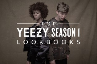 Top 5 Yeezy Season 1 Lookbooks by Streetwear Retailers