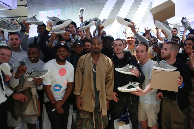 'Tis the Yeezy Season: A Look Back at Kanye West's Footwear Feats