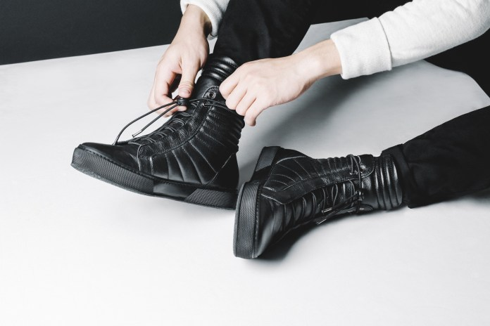 Ylati 2015 Fall/Winter Footwear Collection