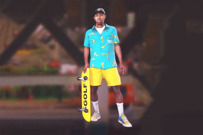 You Can Now Play as Tyler, The Creator & the Teenage Mutant Ninja Turtles in 'Tony Hawk's Pro Skater 5'