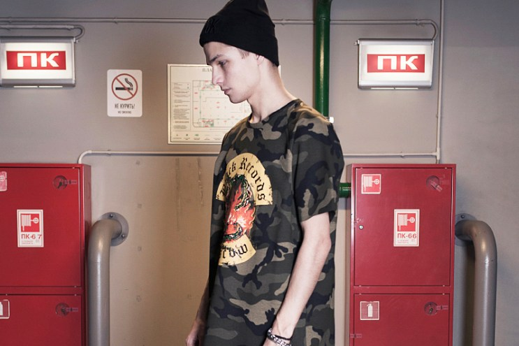 "ZIQ & YONI 2015 Fall/Winter ""TRPL BLACK"" Lookbook"