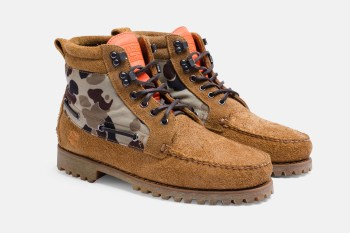 "10.Deep x Timberland 2015 Winter ""Duck Hunt"" Boot"