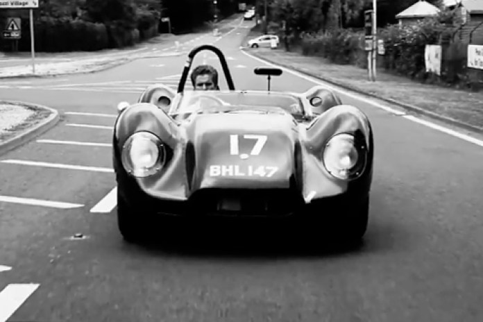 """Chris Keith-Lucas Restores a 1958 Lister-Jaguar """"Knobbly"""""""