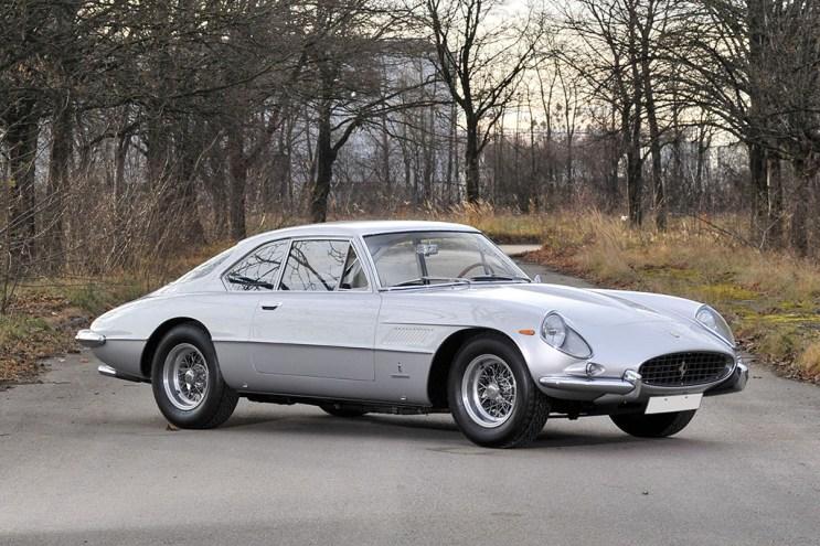 This 1962 Ferrari 400 Superamerica Aerodinamico Is Set to Auction for $3M USD