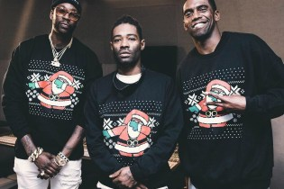 "2 Chainz Uses ""Dabbin"" Santa Claus Sweaters for a Better Cause"