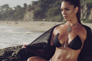Go Behind-the-Scenes at the 2015 Monster Girl Bikini Photoshoot