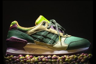 "24 Kilates x ASICS GEL-Respector ""Virgin Extra"""
