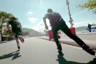 Watch This Freeskate Through Rio de Janeiro