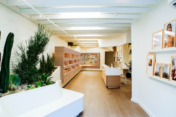 Garrett Leight Has Opened Its Newest Boutique in Manhattan's SoHo District
