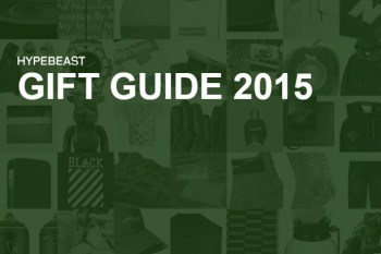 HYPEBEAST Holiday Gift Guide 2015