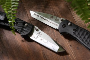 LRG Collaborates With World-Renowned Knife Brand Benchmade