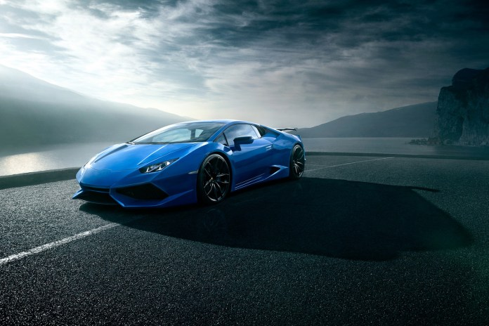 NOVITEC TORADO's N-LARGO Puts an Aggressive Spin on the Lamborghini Huracán