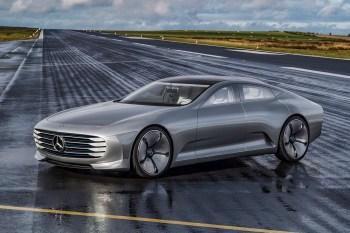 A Closer Look at the Mercedes-Benz's Shape-Shifting IAA Concept Car