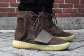 "A First Look at the Yeezy Boost 750 ""Brown"""