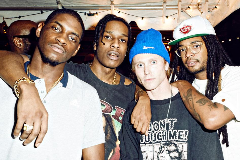 A$AP Ferg Recaps His Art Basel Miami Event With adidas Skateboarding & A$AP Mob