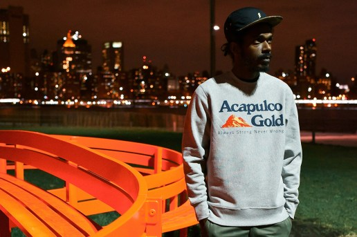 Acapulco Gold 2015 Fall/Winter Collection