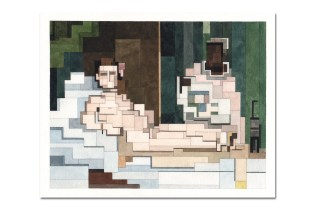 Adam Lister Shares New Pixelated Paintings of Famous Renaissance and Modern Artworks