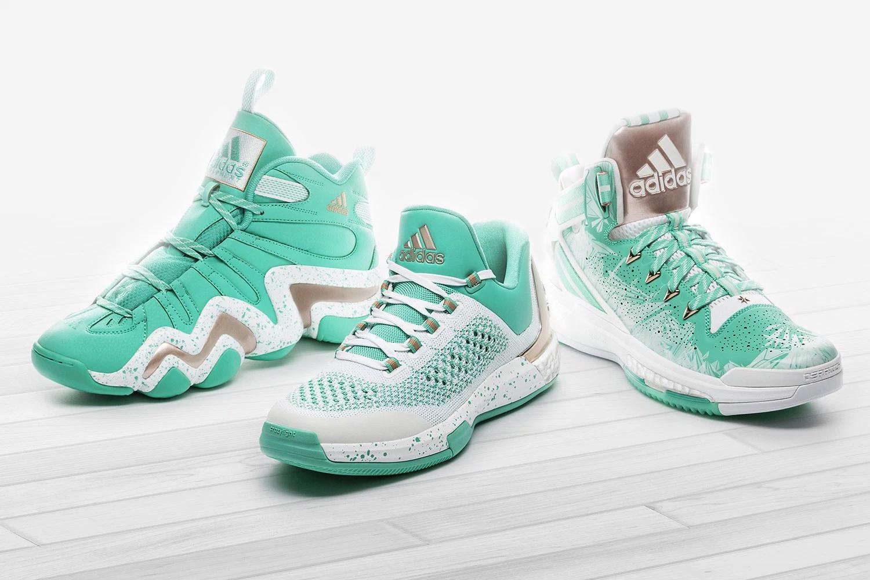 adidas Unveils Its Christmas Day Kicks for 2015