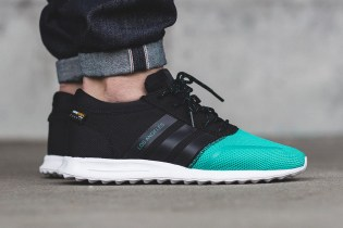 adidas Los Angeles Core Black/Shkmin