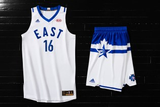 adidas Reveals Its NBA All-Star 2016 Uniform & Apparel Collection as an Ode to Toronto