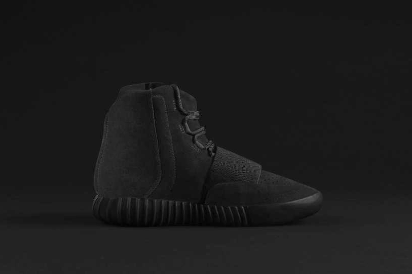 UPDATE: adidas Originals Officially Announces the All-Black Yeezy Boost 750