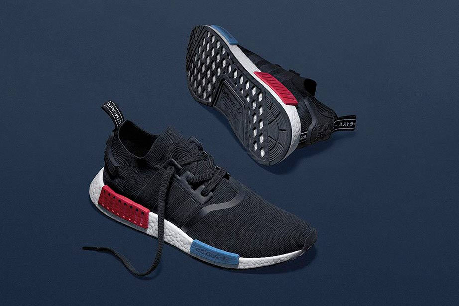 A First Look at the adidas Originals NMD