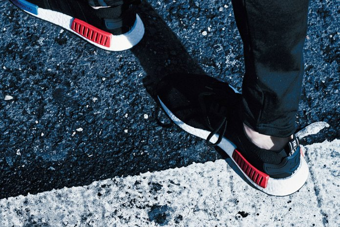 Here's a Look at the New adidas Originals NMD in Action