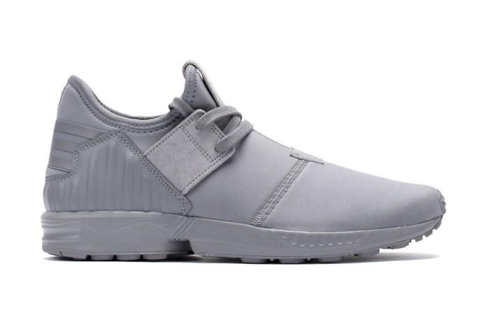 "adidas Originals ZX Flux Plus One ""Grey"""