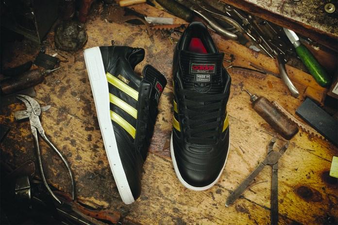 "adidas Skateboarding Unveils the Limited Edition Busenitz ""Scheinfeld"""