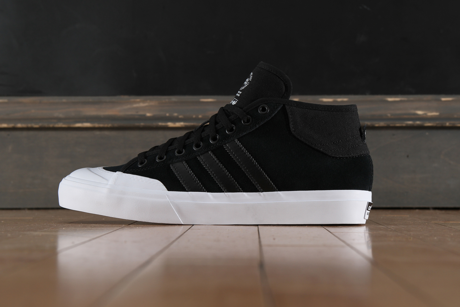 adidas Transforms the Nizza Into the Skate-Ready Matchcourt Mid