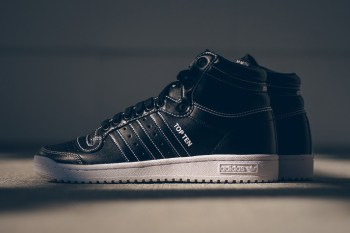 "adidas Originals Top Ten Hi ""Black"""