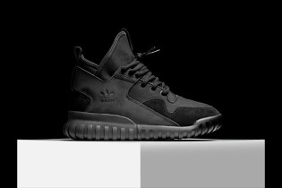 "adidas Originals Tubular X ""Core Black 3M"""