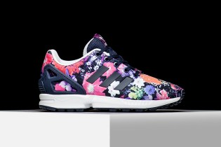 "adidas WMNS ZX Flux ""Sound Garden"" Solidifies the Floral Sneaker Craze"