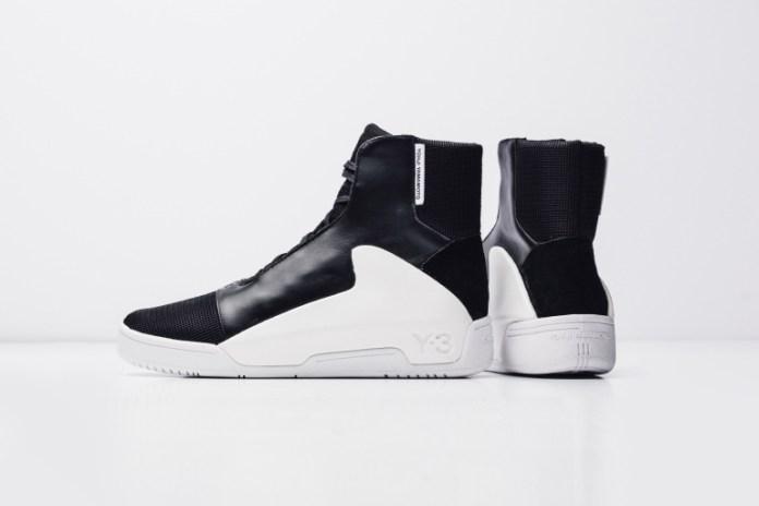 adidas Y-3 Hayworth Mid Core Black/White