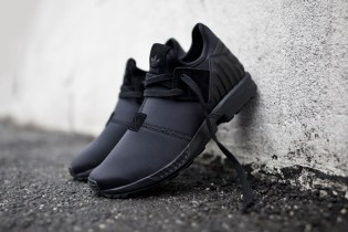 "adidas ZX Flux Plus One ""Core Black"""