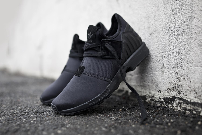 Adidas Zx Flux Adv All Black