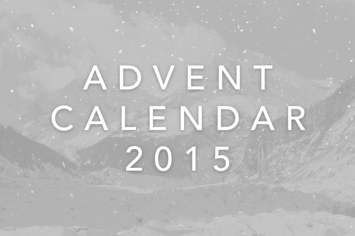 HYPEBEAST Advent Calendar 2015