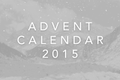HYPEBEAST Advent Calendar 2015