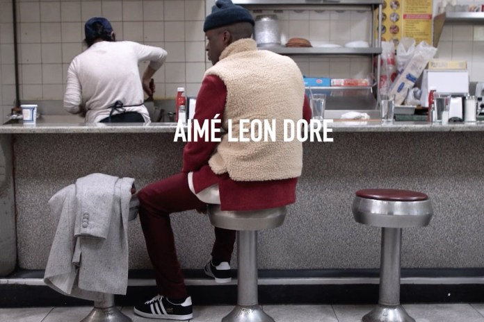"Aimé Leon Dore Teases Its ""35th St."" Collection"