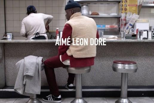 "Aimé Leon Dore Teases Its ""35th St."" Collection"