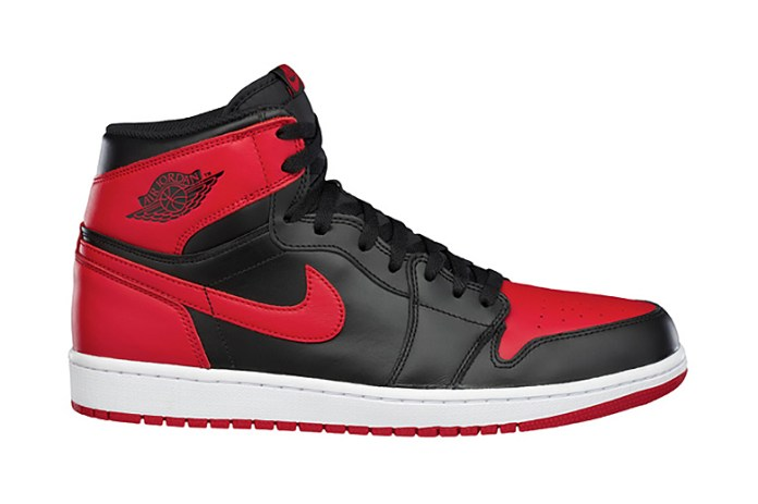 Air Jordan 1 'Bred' Rumored to Make a 2016 Return