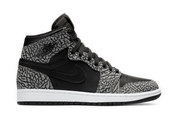 Jordan Brand Brings Its Iconic Elephant Print to the 1st Air Jordan Silhouette