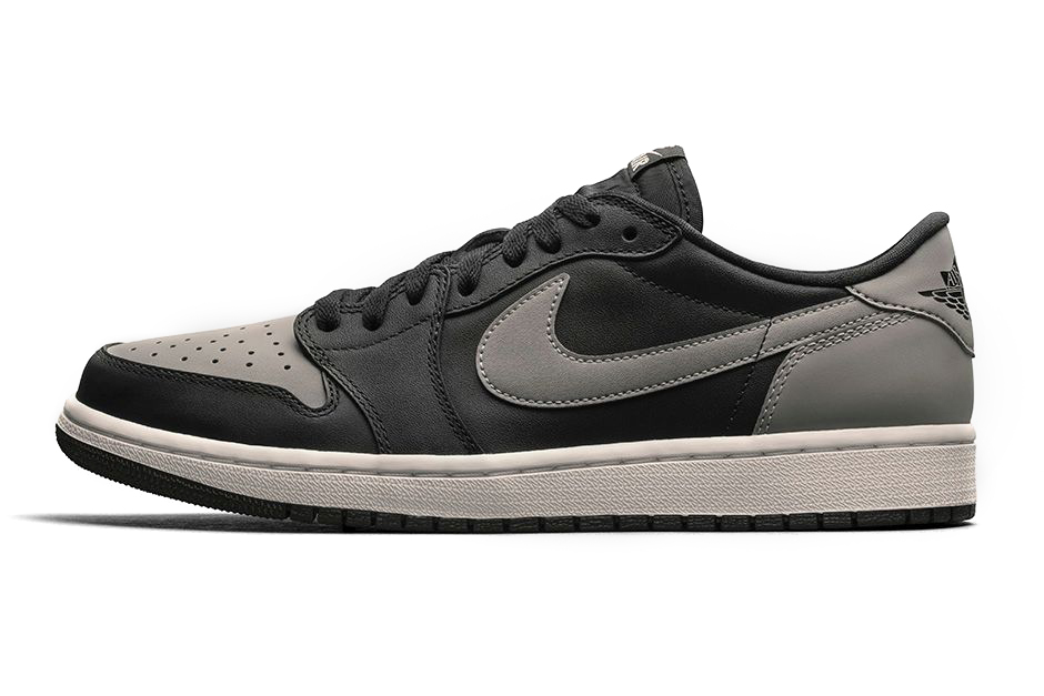 "Air Jordan 1 Retro Low OG ""Medium Grey"""