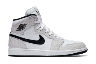 "Jordan Brand Unveils Another ""Elephant"" Air Jordan 1"