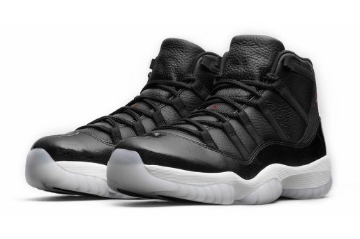 "The Air Jordan 11 ""72-10"" Will Release One Week Early"