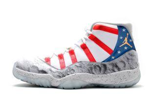 """Air Jordan 11 """"Moon Landing"""""""