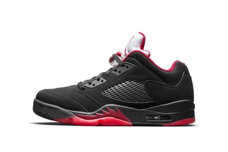 "The Air Jordan 5 Retro Low ""Alternate '90"" Drops Next Month"